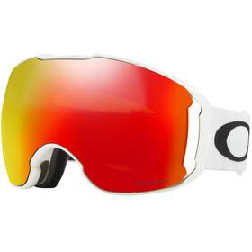 Oakley Airbrake XL Snow Goggle Polished White/Prizm Torch Iridium & Prizm Rose